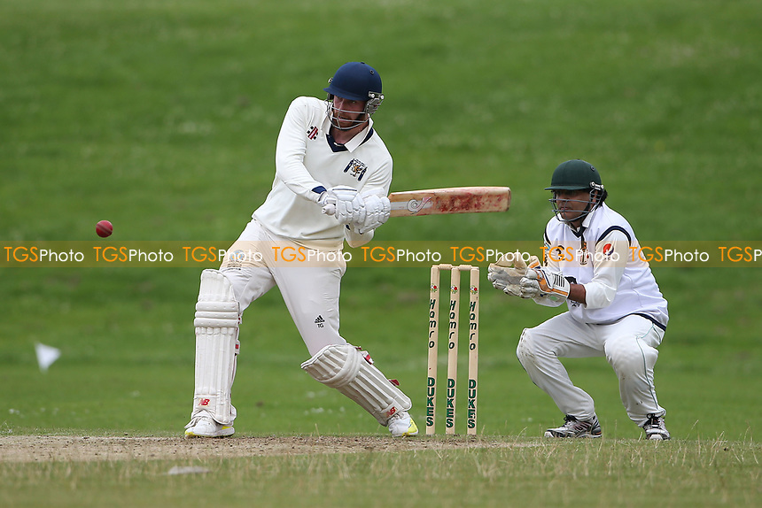 Ardleigh Green & Havering-Atte-Bower CC (batting) vs Newham CC, Hamro Foundation Essex League Cricket at Central Park on 10th July 2021