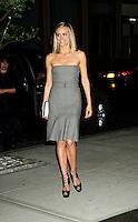 April 19, 2012 Taylor Schilling asiste a la proyección de Warner Bros. Pictures con la cinta  ¨The Lucky One¨ en el Hotel Crosby Street en Nueva York.(*Foto:©RW/Mediapunch/NortePhoto.com*)
