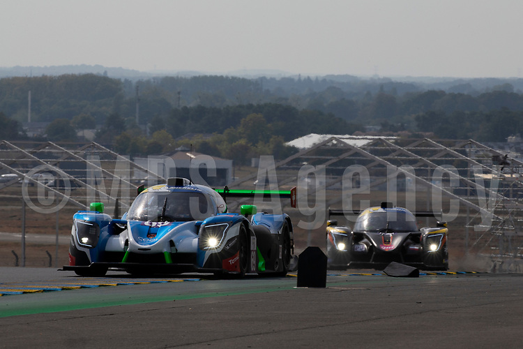 #69 COOL RACING (CHE) LIGIER JS P320 - NISSAN MAURICE SMITH (USA) MATT BELL (GBR)