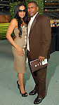 Alejandra and Miguel Tejada at the Astros Wives Gala at Minute Maid Park Thursday July 31,2008. (Dave Rossman/For the Chronicle)