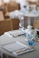Europe/France/Poitou-Charentes/17/Charente-Maritime/Ile de Ré/Saint-Martin-de-Ré: Restaurant: La Baleine Bleue