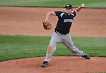 14 August 10: Thomas Spinelli came on to strke out the side and close out Ocala's 15-1 win in the Cal Ripken Babe Ruth World Series 12U Majors in Aberdeen, Maryland