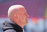 Fussball - 3.Bundesliga - Saison 2020/21<br /> Kaiserslautern -  Fritz-Walter-Stadion 24.04.2021<br /> 1. FC Kaiserslautern (fck)  - SpVgg Unterhaching (uh) 3:2<br /> Trainer Marco ANTWERPEN (1. FC Kaiserslautern)<br /> <br /> Foto © PIX-Sportfotos *** Foto ist honorarpflichtig! *** Auf Anfrage in hoeherer Qualitaet/Aufloesung. Belegexemplar erbeten. Veroeffentlichung ausschliesslich fuer journalistisch-publizistische Zwecke. For editorial use only. DFL regulations prohibit any use of photographs as image sequences and/or quasi-video.
