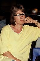 Micheline Lanctot<br /> au Festival des Films du Monde 1993 (date exacte inconnue)<br /> <br /> PHOTO : Agence Quebec Presse