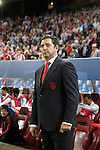 SL Benfica's coach Rui Vitoria during Champions League 2015/2016 match. September 30,2015. (ALTERPHOTOS/Acero)