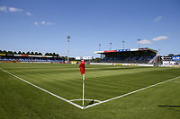 Illustrative photo of Stadion De Leunen taken before a friendly soccer game between KV Mechelen and the Greek Volos NFC during the preparations for the 2021-2022 season , on saturday 17 of July 2021 in GEEL , Belgium . PHOTO SEVIL OKTEM | SPORTPIX