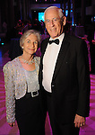 Anne and John Mendelsohn at the Big Bang Ball at the Houston Museum of Natural Science Saturday March  04,2017. (Dave Rossman Photo)