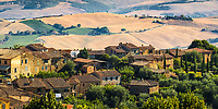 Tuscany, Florence and Sienna wonders, in Italy.