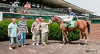 Hailey's Star winning at Delaware Park on 6/26/13