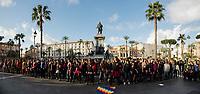 07.12.2019 - Un Violador En Tu Camino - Rome's Flash Mob #UnVioladorEnTuCamino