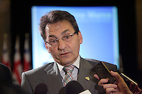 Montreal (Qc) CANADA - May , 2012 File Photo  - Richard Bergeron, leader of Projet Montreal