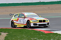 2020 British Touring Car Championship Media day. #41 Carl Boardley. HUB Financial Solutions with Team HARD. BMW 125i M Sport.