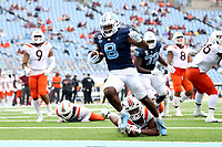 North Carolina v Virginia Tech, October 10, 2020