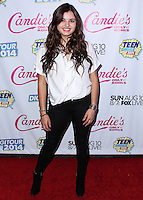 BEVERLY HILLS, CA, USA - AUGUST 09: Rebecca Black at the DigiTour and Candie's Official Teen Choice Awards 2014 Pre-Party held at The Gibson Showroom on August 9, 2014 in Beverly Hills, California, United States. (Photo by Xavier Collin/Celebrity Monitor)