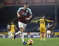 Burnley's Ashley Westwood<br /> <br /> Photographer Rich Linley/CameraSport<br /> <br /> The Premier League - Burnley v Brighton and Hove Albion - Saturday 8th December 2018 - Turf Moor - Burnley<br /> <br /> World Copyright © 2018 CameraSport. All rights reserved. 43 Linden Ave. Countesthorpe. Leicester. England. LE8 5PG - Tel: +44 (0) 116 277 4147 - admin@camerasport.com - www.camerasport.com