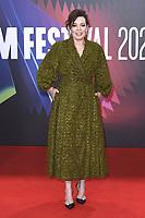 Olivia Colman bei der Premiere des Kinofilms 'The Lost Daughter' auf dem 65. BFI London Film Festival 2021 in der Royal Festival Hall. London, 13.10.2021 . Credit: Action Press/MediaPunch **FOR USA ONLY**