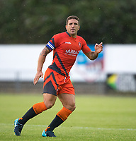 Adam El-Abd of Wycombe Wanderers during the 2018/19 Pre Season Friendly match between Maidenhead United and Wycombe Wanderers at York Road, Maidenhead, England on 27 July 2018. Photo by Andy Rowland.
