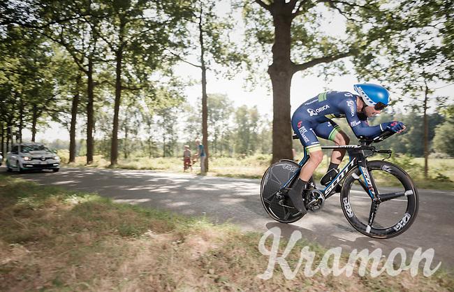 Michael 'Bling' Matthews (AUS/ORICA-BikeExchange)<br /> <br /> 12th Eneco Tour 2016 (UCI World Tour)<br /> stage 2: Breda-Breda iTT (9.6km)