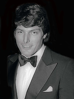 Chris Reeve 1978<br /> Photo By Adam Scull/PHOTOlink.net