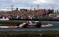 Grand Prix du Canada, 8 octobre 1978 - Gilles Villeneuve (Ferrari)