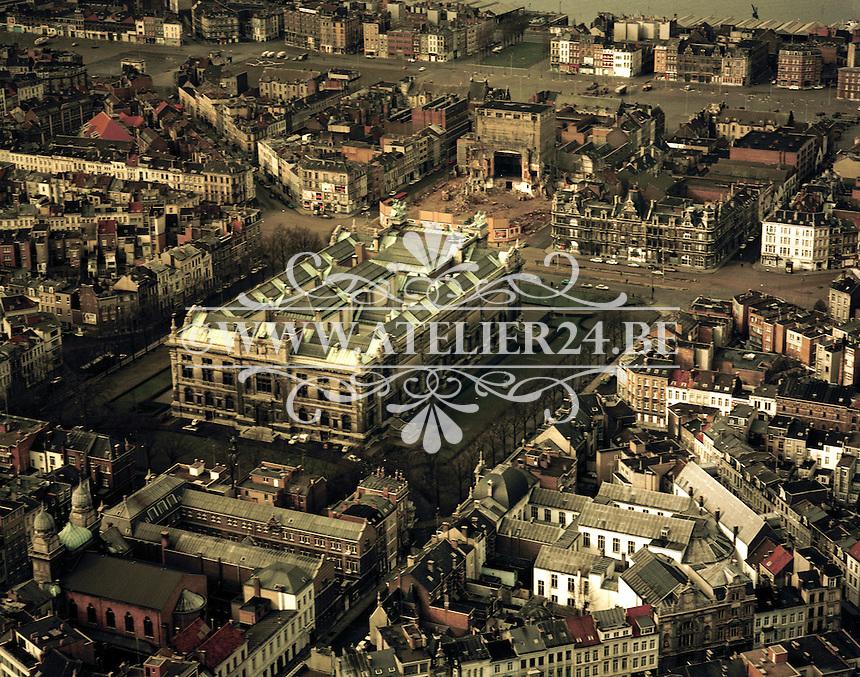Februari 1973. Het Museum van Schone Kunsten in Antwerpen.