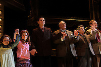 04-28-11 Paul Anthony Stewart - Opening Night The People in the Picture - Curtain Call & Party