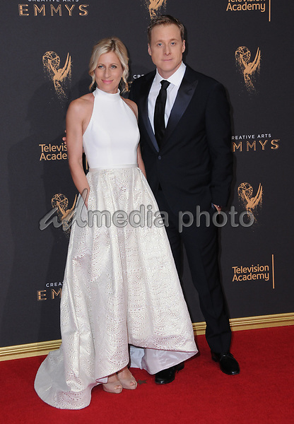 10 September  2017 - Los Angeles, California - Allan Rudyk. 2017 Creative Arts Emmys - Arrivals held at Microsoft Theatre L.A. Live in Los Angeles. Photo Credit: Birdie Thompson/AdMedia