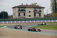 1st November 2020, Imola, Italy; FIA Formula 1 Grand Prix Emilia Romagna, Race Day; 23 Alexander Albon THA, Aston Martin Red Bull Racing