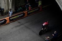 Matej Mohorič (SVN/Bahrain - Victorious)<br /> <br /> 104th Giro d'Italia 2021 (2.UWT)<br /> Stage 1 (ITT) from Turin to Turin (8.6 km)<br /> <br /> ©kramon