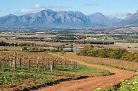 South Africa, Western Cape Province