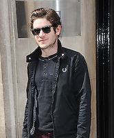 April 29th, 2013 - London..Iwan Rheon seen at radio two studios in London  ..****** BYLINE MUST READ : © Spread Pictures ******..****** No Web Usage before agreement ******..****** Strictly No Mobile Phone Application or Apps use without our Prior Agreement ******..Enquiries at photo@spreadpictures.com