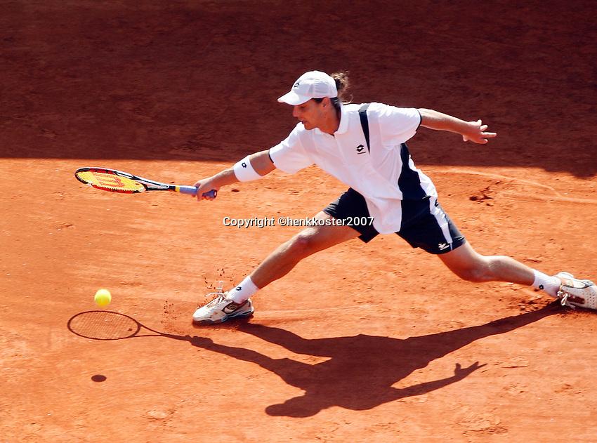 18-4-07, Monaco,Master Series Monte Carlo, Goudio