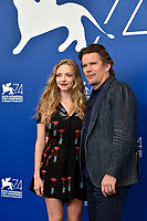 U.S. actors Amanda Seyfried, left, and Ethan Hawke attend a photo call for the movie 'Reformed' at the 74th Venice Film Festival, Venice Lido, August 31, 2017. <br /> UPDATE IMAGES PRESS/Marilla Sicilia<br /> <br /> *** ONLY FRANCE AND GERMANY SALES ***