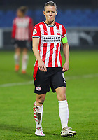 Mandy van den Berg (4 PSV) pictured during a female soccer game between PSV Eindhoven Vrouwen and Barcelona, in the round of 32, 1st leg of Uefa Womens Champions League of the 2020 - 2021 season , Wednesday 9th of December 2020  in , Eindhoven, the Netherlands. PHOTO SPORTPIX.BE | SPP | SEVIL OKTEM