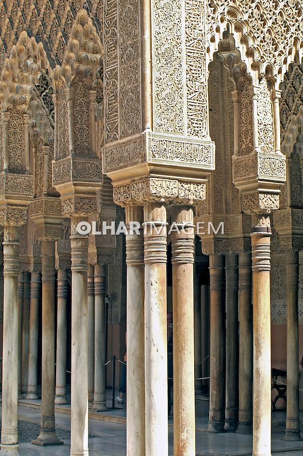 Mesquita de Granada. Espanha. 2008. Foto de Catherine Krulik.