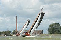 ZEILSPORT: Lemmer: 07-08-2019, SKS Skûtsjesilen, ©foto Martin de Jong