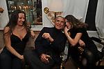 """CARLO ROSSELA CON ROSI GRECO<br /> PREMIERE """"BACIAMI ANCORA"""" DI GABRIELE MUCCINO  - RICEVIMENTO AL HOTEL MAJESTIC  ROMA 2010"""