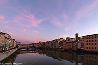 Italy, Florence Ponte Vecchio