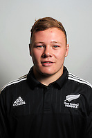 Slade McDowell. The 2015 New Zealand Schools rugby union team headshots at NZ Sports Institute, Palmerston North, New Zealand on Friday, 18 September 2015. Photo: Dave Lintott / lintottphoto.co.nz