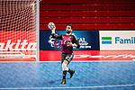 Uzbekistan vs Japan during the AFC Futsal Championship Chinese Taipei 2018 Group Stage match at University of Taipei Gymnasium on 05 February 2018, in Taipei, Taiwan. Photo by Yu Chun Christopher Wong / Power Sport Images