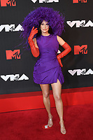 NEW YORK, NY- SEPTEMBER 12: Kacey Musgraves at the 2021 MTV Video Music Awards at Barclays Center on September 12, 2021 in Brooklyn,  New York City. <br /> CAP/MPI/JP<br /> ©JP/MPI/Capital Pictures