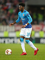 23.11.2017, Football UEFA Europa League 2017/2018,  Group Stage, 5.Match Day, 1. FC Koeln - FC Arsenal, im RheinEnergieStadion Koeln. Ainsley Maitland-Niles (FC Arsenal)  *** Local Caption *** © pixathlon +++ tel. +49 - (040) - 22 63 02 60 - mail: info@pixathlon.de<br /> <br /> +++ NED + SUI out !!! +++