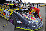 Feb 12, 2011; 5:54:45 PM; Gibsonton, FL., USA; The Lucas Oil Dirt Late Model Racing Series running The 35th annual Dart WinterNationals at East Bay Raceway Park.  Mandatory Credit: (thesportswire.net)