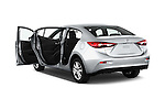 Car images of 2018 Mazda Mazda3 Sport 4 Door Sedan Doors
