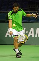 2011-02-07, Tennis, Rotterdam, ABNAMROWTT,  Yen-Hsun Lu