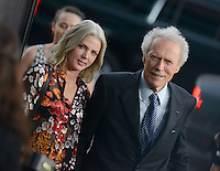 Clint Eastwood + guest @ the Los Angeles special screening of 'Sully' held @ the DGA theatre. September 8, 2016