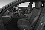 Front seat view of 2021 Peugeot 508-SW PSE-PHEV 5 Door Wagon Front Seat  car photos