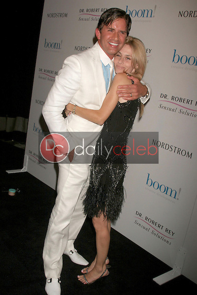 Dr Robert Rey and Hayley Rey<br />