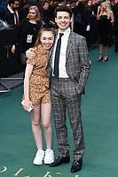 "Anthony Boyle<br /> arriving for the ""TOLKIEN"" premiere at the Curzon Mayfair, London<br /> <br /> ©Ash Knotek  D3499  29/04/2019"
