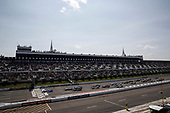 Verizon IndyCar Series<br /> ABC Supply 500<br /> Pocono Raceway, Long Pond, PA USA<br /> Sunday 20 August 2017<br /> Takuma Sato, Andretti Autosport Honda leads at the start<br /> World Copyright: Michael L. Levitt<br /> LAT Images